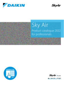 100 - Sky Air product catalogue for professionals