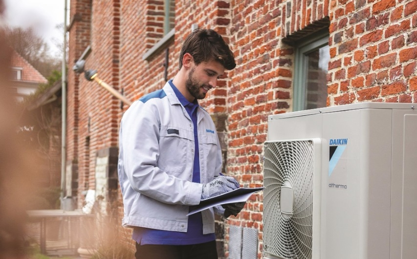 Daikin warranty policy
